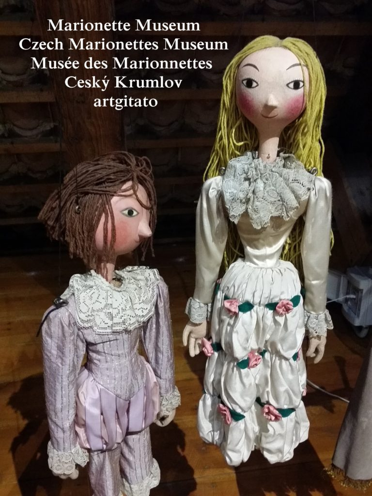 Marionette Museum Czech Marionettes Museum Musée des Marionnettes Cesky Krumlov artgitato (103)