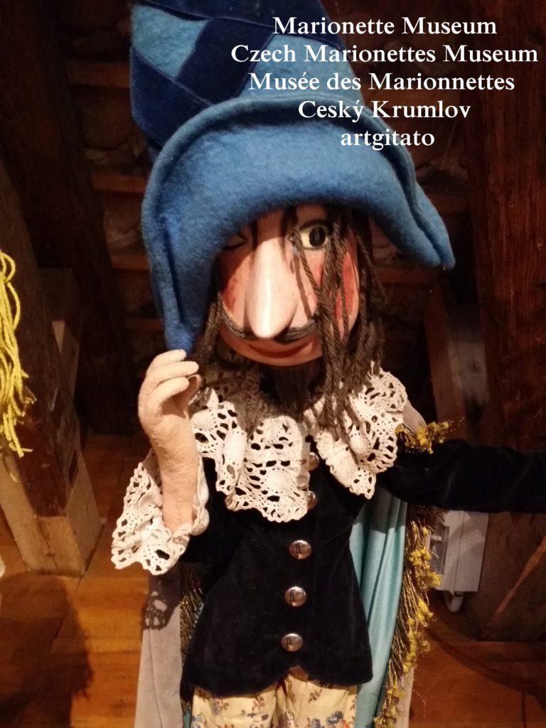 Marionette Museum Czech Marionettes Museum Musée des Marionnettes Cesky Krumlov artgitato (104)