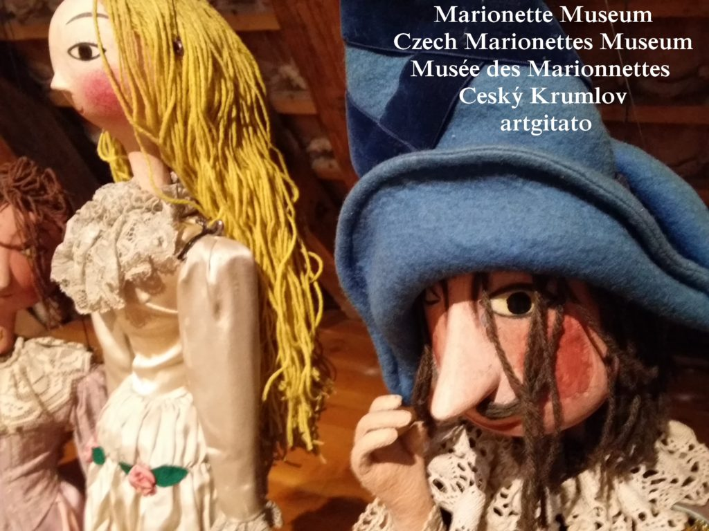 Marionette Museum Czech Marionettes Museum Musée des Marionnettes Cesky Krumlov artgitato (105)