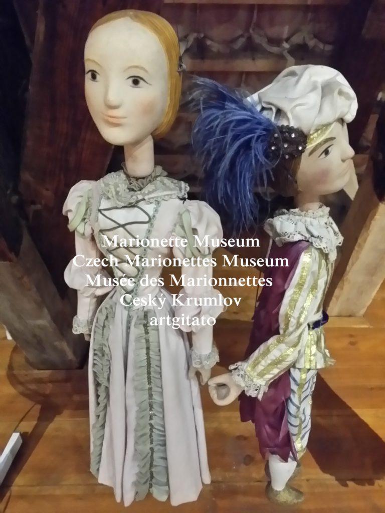 Marionette Museum Czech Marionettes Museum Musée des Marionnettes Cesky Krumlov artgitato (108)