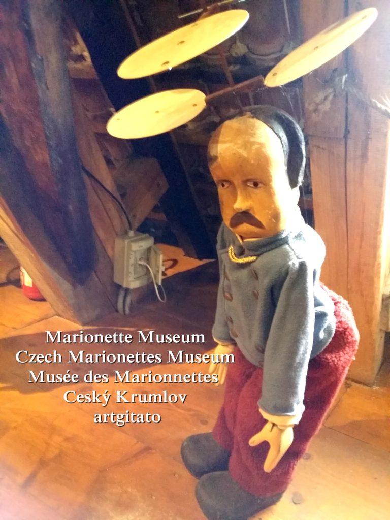 Marionette Museum Czech Marionettes Museum Musée des Marionnettes Cesky Krumlov artgitato (11)