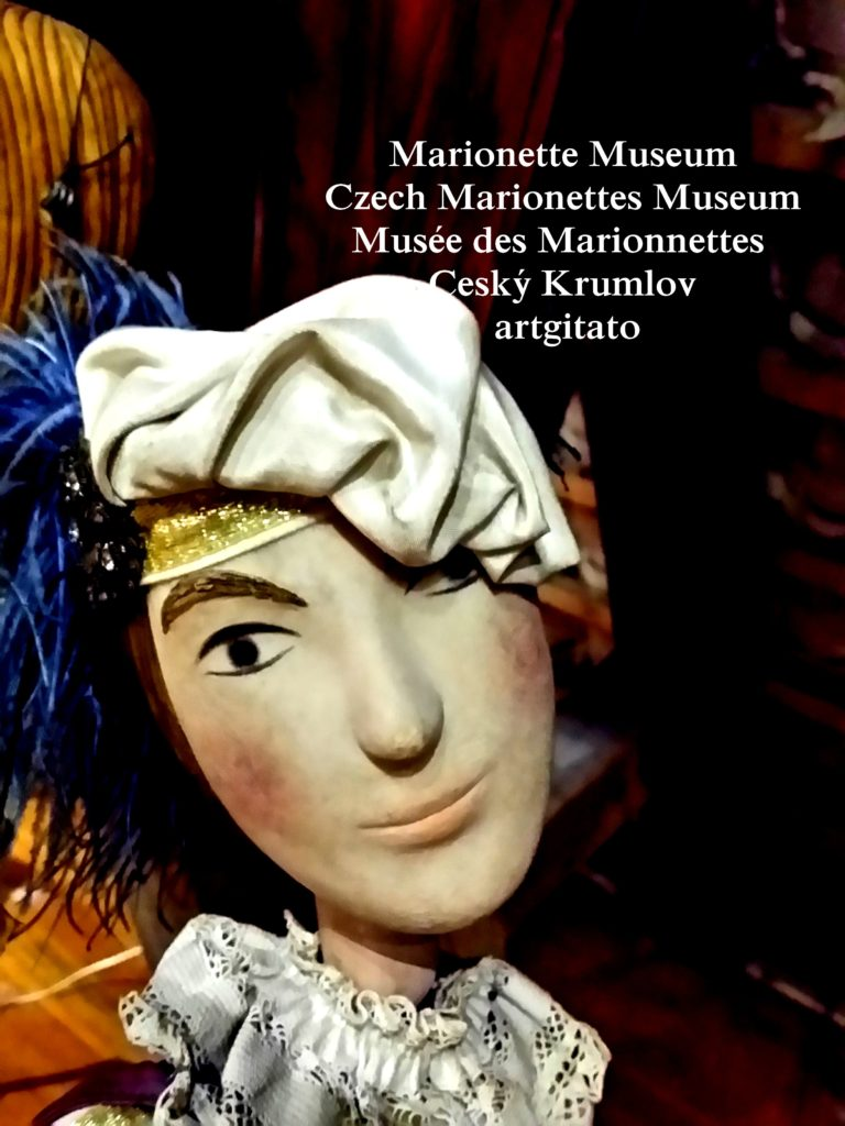 Marionette Museum Czech Marionettes Museum Musée des Marionnettes Cesky Krumlov artgitato (111)