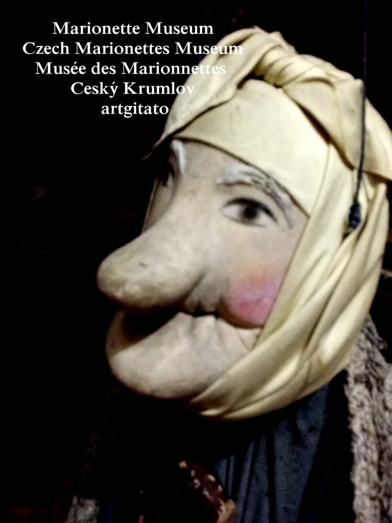 Marionette Museum Czech Marionettes Museum Musée des Marionnettes Cesky Krumlov artgitato (112)