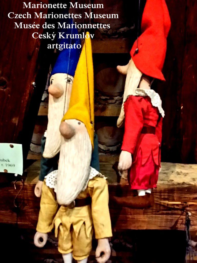 Marionette Museum Czech Marionettes Museum Musée des Marionnettes Cesky Krumlov artgitato (113)