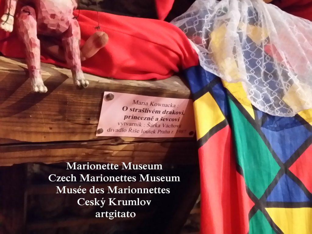 Marionette Museum Czech Marionettes Museum Musée des Marionnettes Cesky Krumlov artgitato (116)