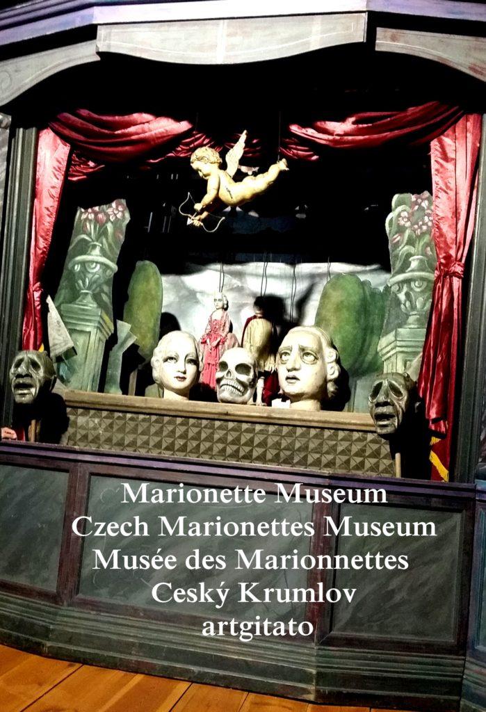 Marionette Museum Czech Marionettes Museum Musée des Marionnettes Cesky Krumlov artgitato (118)