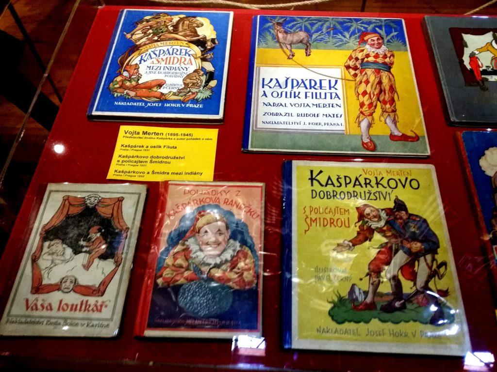 Marionette Museum Czech Marionettes Museum Musée des Marionnettes Cesky Krumlov artgitato (125)