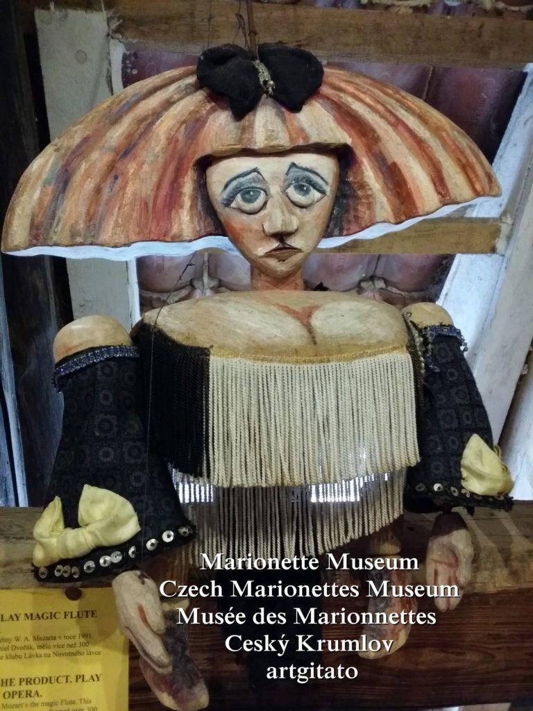 Marionette Museum Czech Marionettes Museum Musée des Marionnettes Cesky Krumlov artgitato (13)
