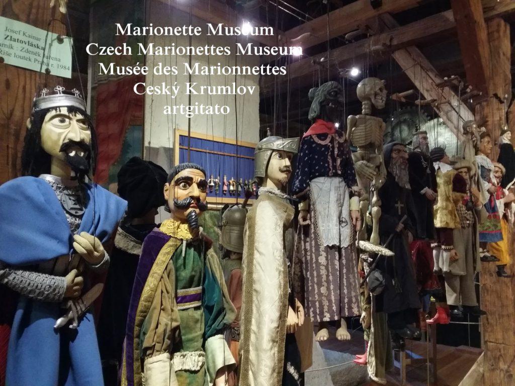 Marionette Museum Czech Marionettes Museum Musée des Marionnettes Cesky Krumlov artgitato (130)