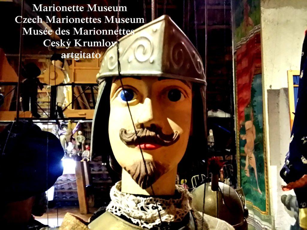 Marionette Museum Czech Marionettes Museum Musée des Marionnettes Cesky Krumlov artgitato (131)