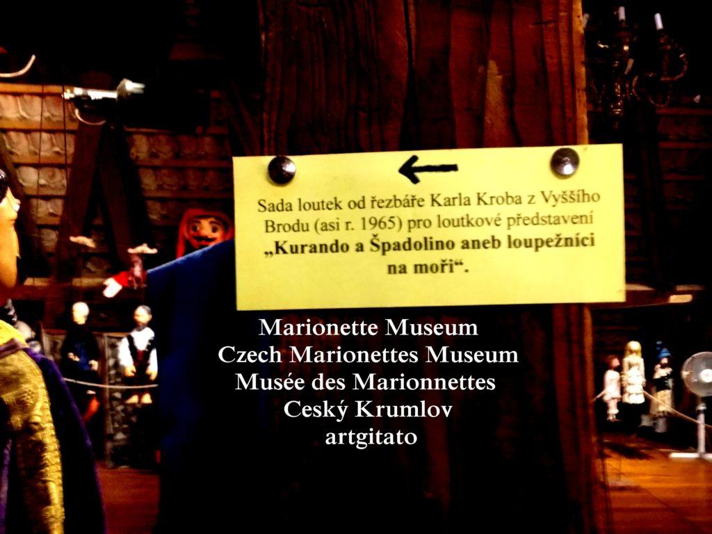 Marionette Museum Czech Marionettes Museum Musée des Marionnettes Cesky Krumlov artgitato (133)