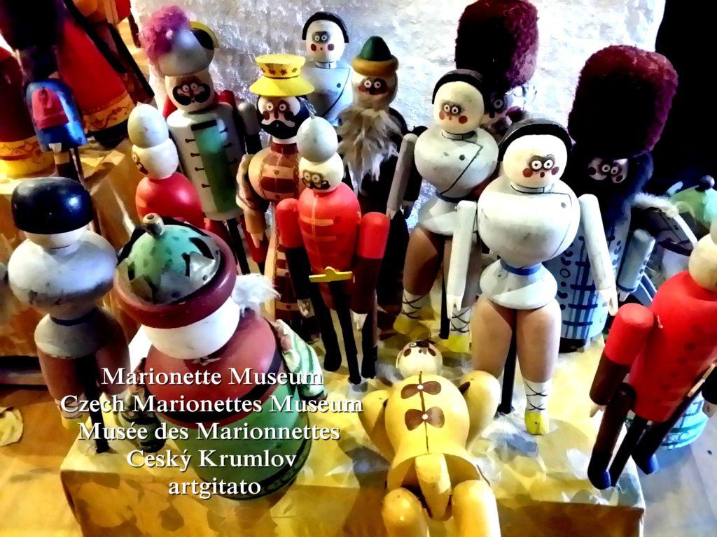 Marionette Museum Czech Marionettes Museum Musée des Marionnettes Cesky Krumlov artgitato (135)