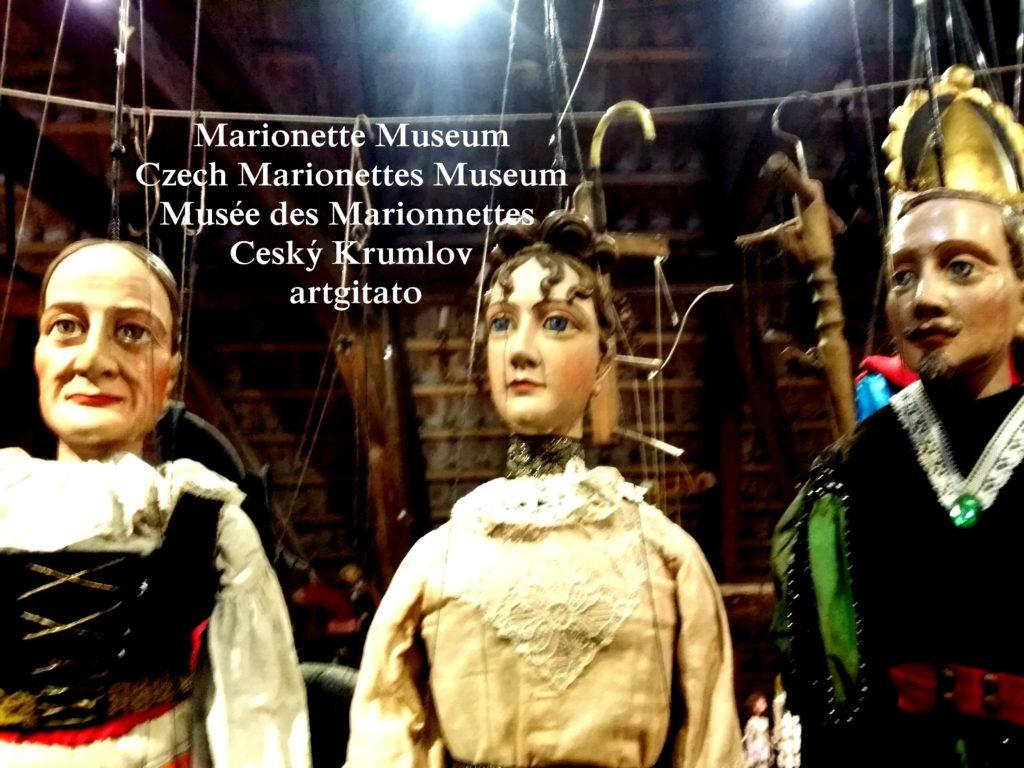 Marionette Museum Czech Marionettes Museum Musée des Marionnettes Cesky Krumlov artgitato (136)