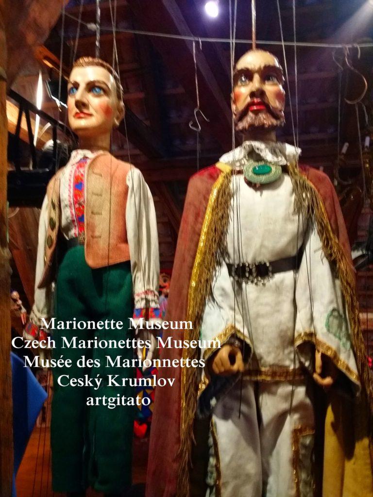 Marionette Museum Czech Marionettes Museum Musée des Marionnettes Cesky Krumlov artgitato (137)