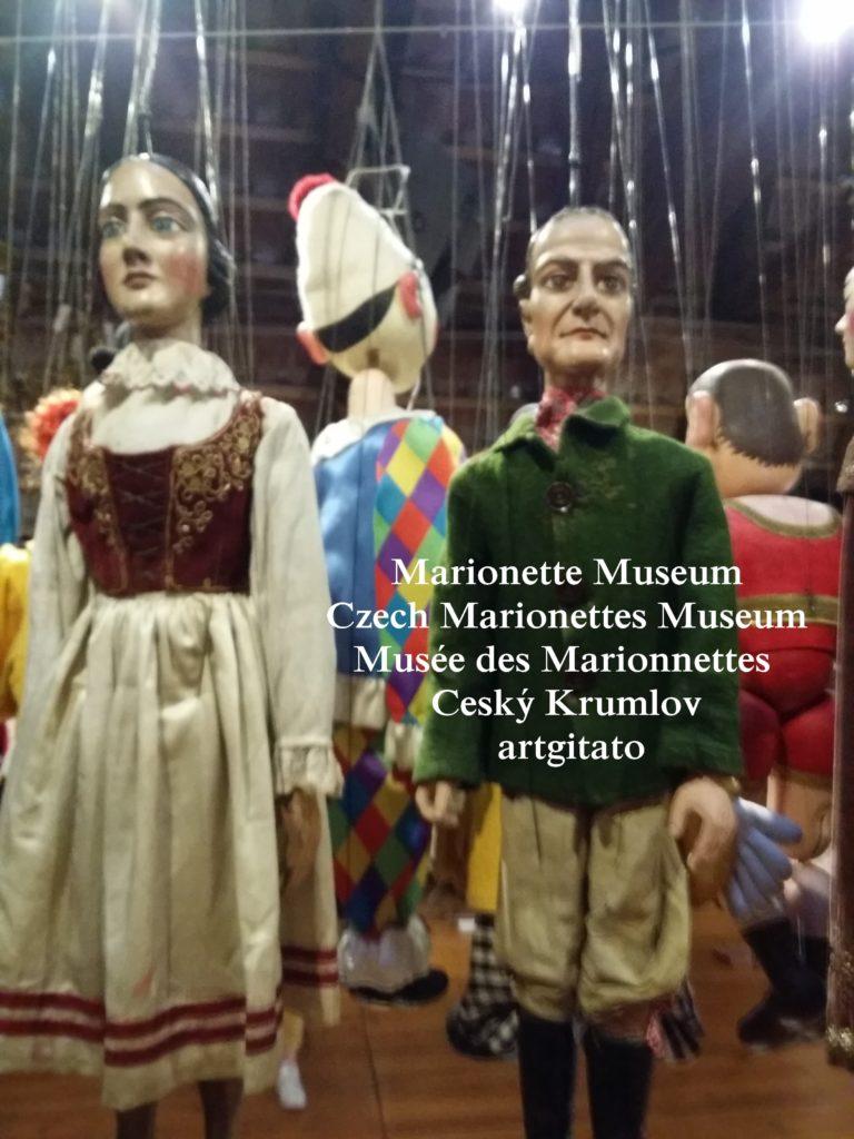 Marionette Museum Czech Marionettes Museum Musée des Marionnettes Cesky Krumlov artgitato (140)