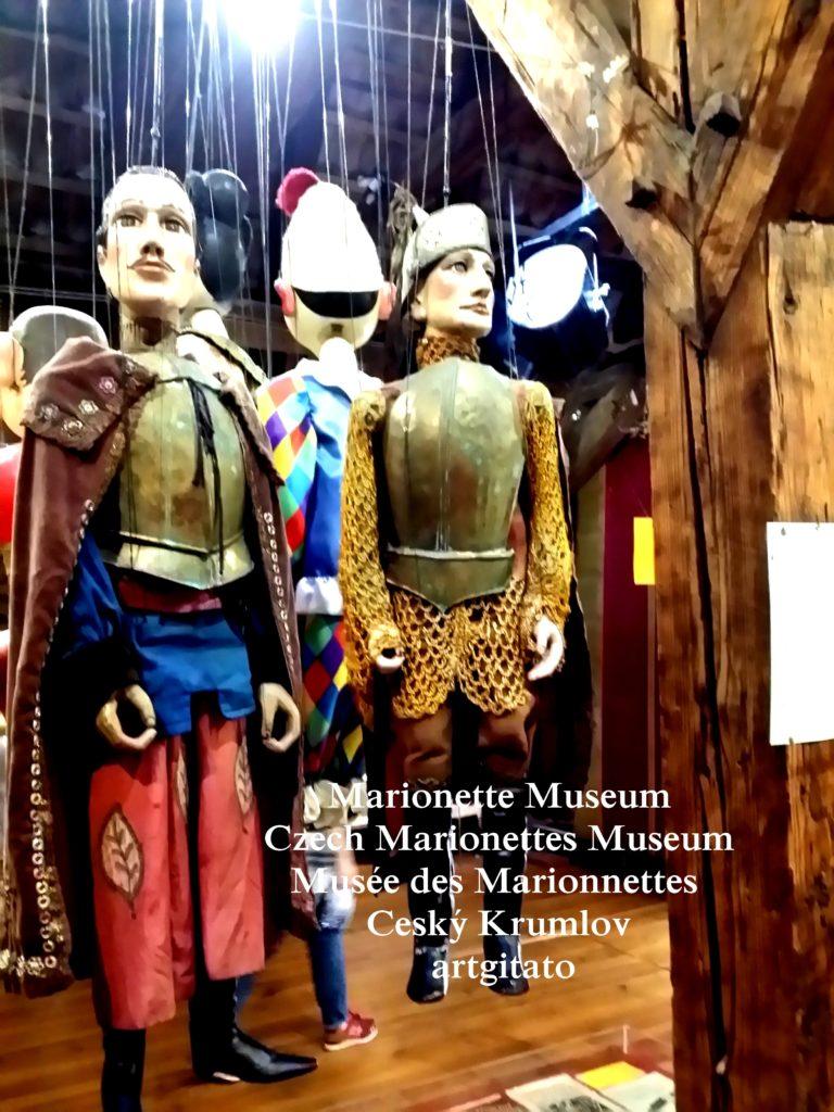Marionette Museum Czech Marionettes Museum Musée des Marionnettes Cesky Krumlov artgitato (141)