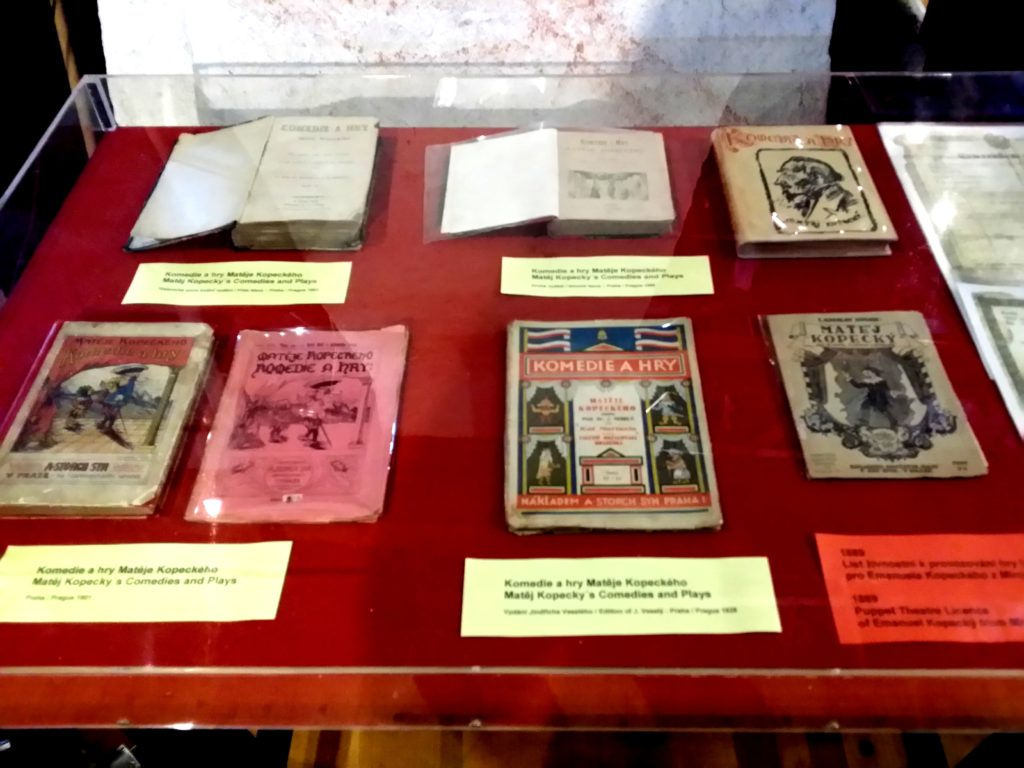 Marionette Museum Czech Marionettes Museum Musée des Marionnettes Cesky Krumlov artgitato (144)