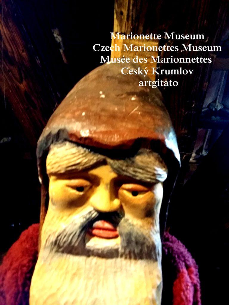Marionette Museum Czech Marionettes Museum Musée des Marionnettes Cesky Krumlov artgitato (150)