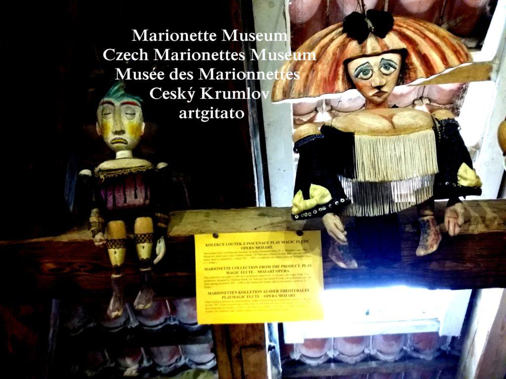 Marionette Museum Czech Marionettes Museum Musée des Marionnettes Cesky Krumlov artgitato (151)