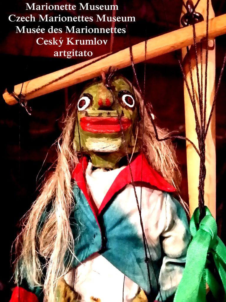 Marionette Museum Czech Marionettes Museum Musée des Marionnettes Cesky Krumlov artgitato (154)