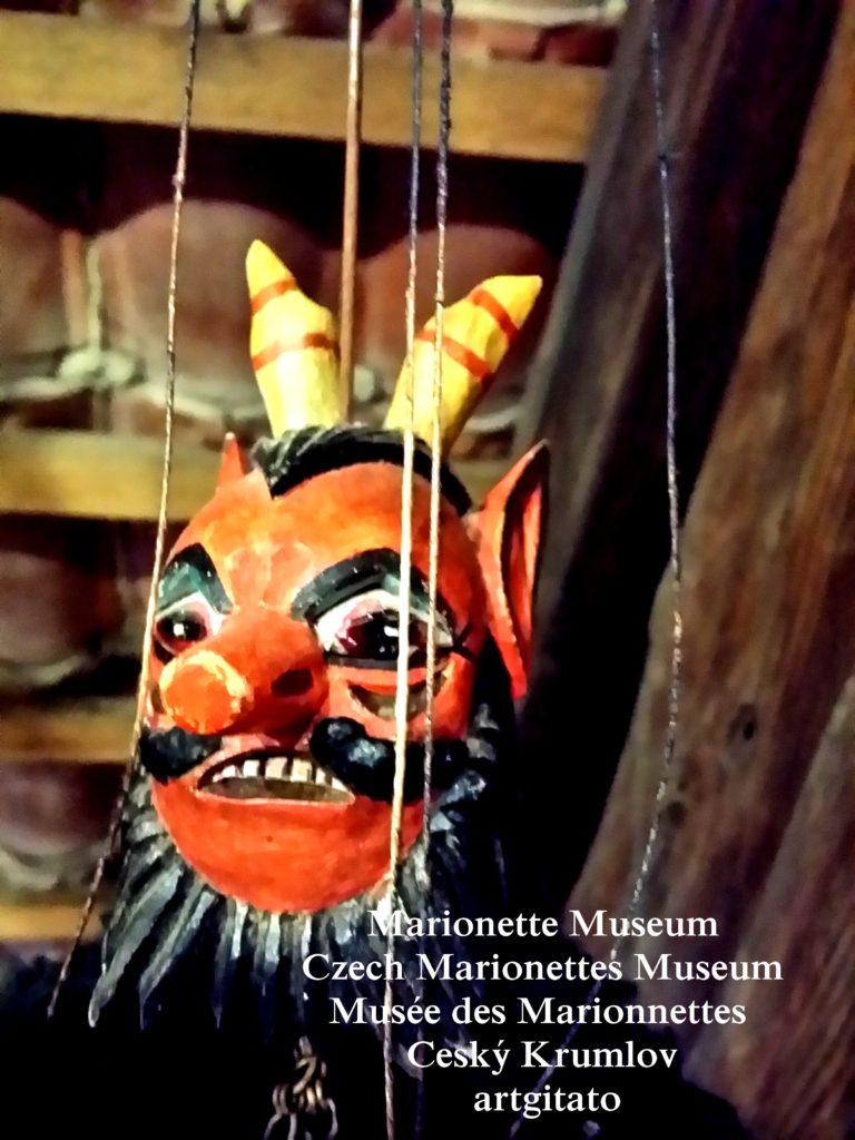 Marionette Museum Czech Marionettes Museum Musée des Marionnettes Cesky Krumlov artgitato (155)