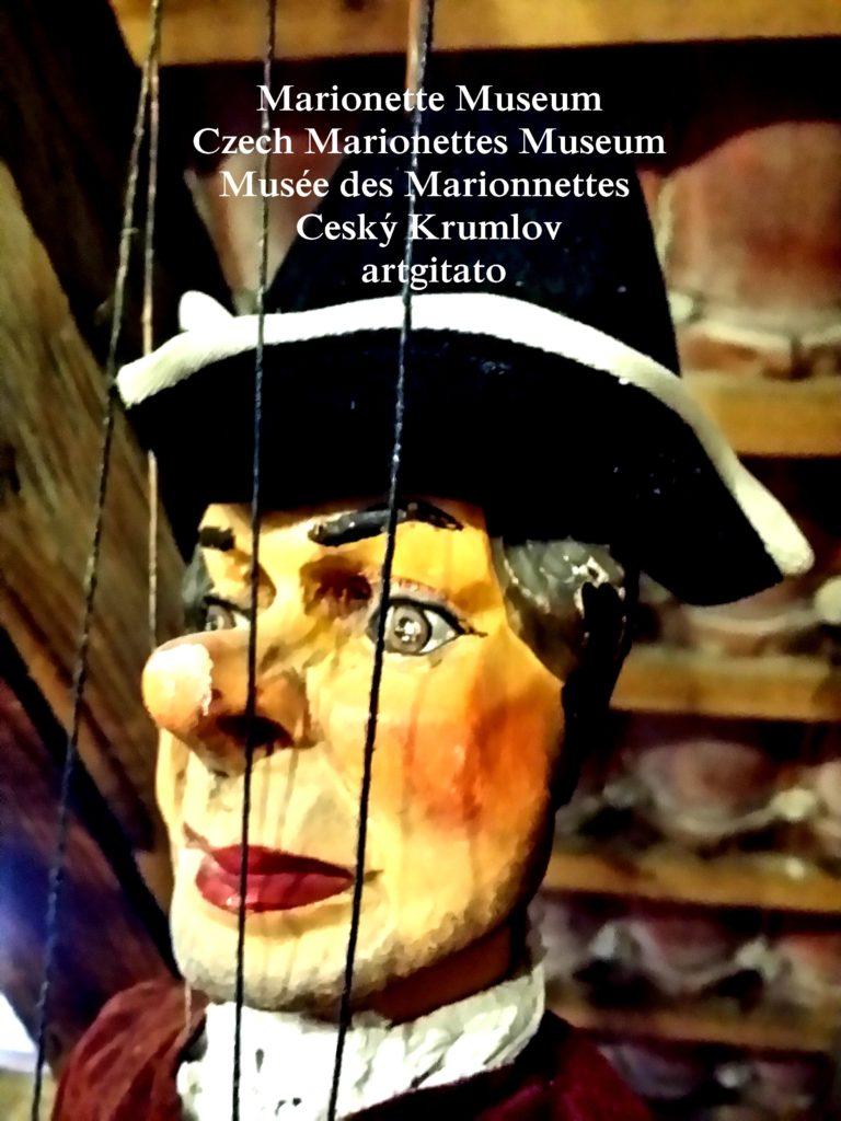 Marionette Museum Czech Marionettes Museum Musée des Marionnettes Cesky Krumlov artgitato (156)