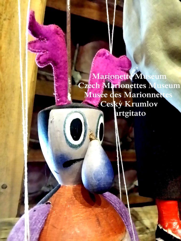 Marionette Museum Czech Marionettes Museum Musée des Marionnettes Cesky Krumlov artgitato (159)