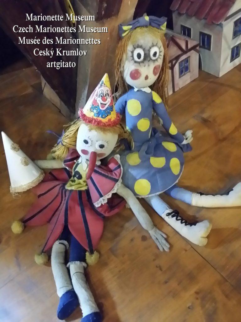 Marionette Museum Czech Marionettes Museum Musée des Marionnettes Cesky Krumlov artgitato (16)