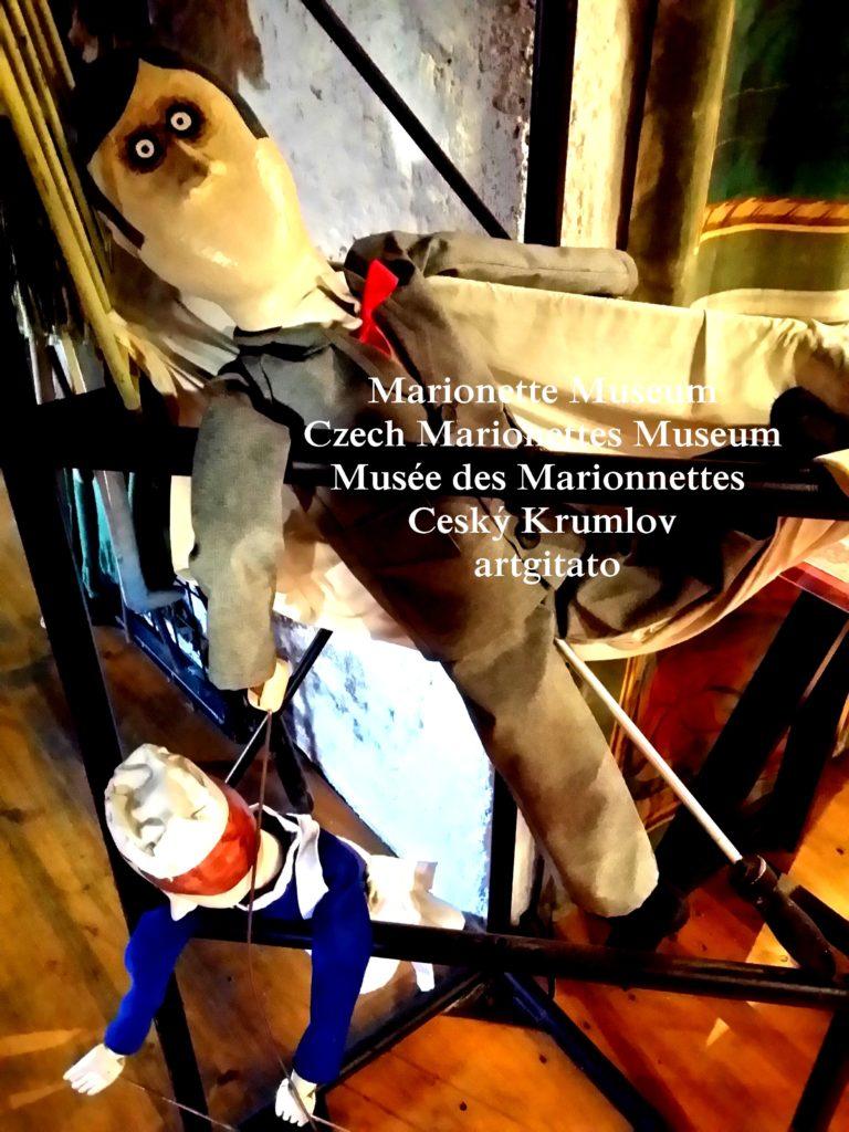 Marionette Museum Czech Marionettes Museum Musée des Marionnettes Cesky Krumlov artgitato (160)