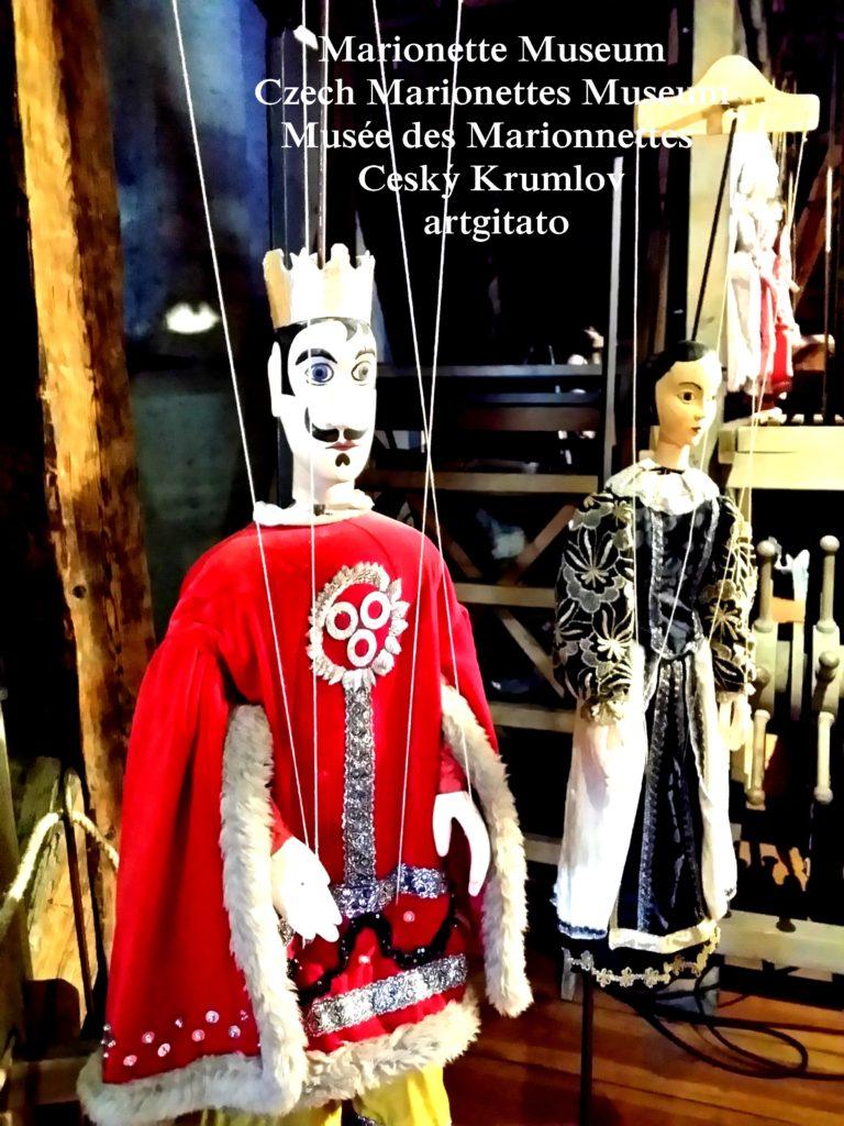 Marionette Museum Czech Marionettes Museum Musée des Marionnettes Cesky Krumlov artgitato (161)