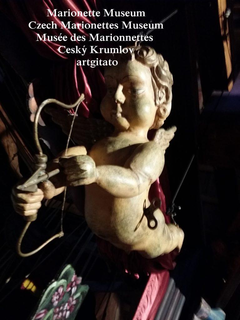 Marionette Museum Czech Marionettes Museum Musée des Marionnettes Cesky Krumlov artgitato (163)