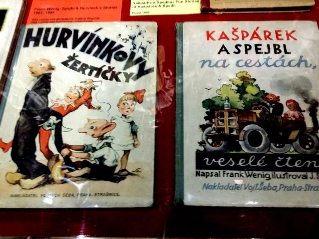 Marionette Museum Czech Marionettes Museum Musée des Marionnettes Cesky Krumlov artgitato (164)