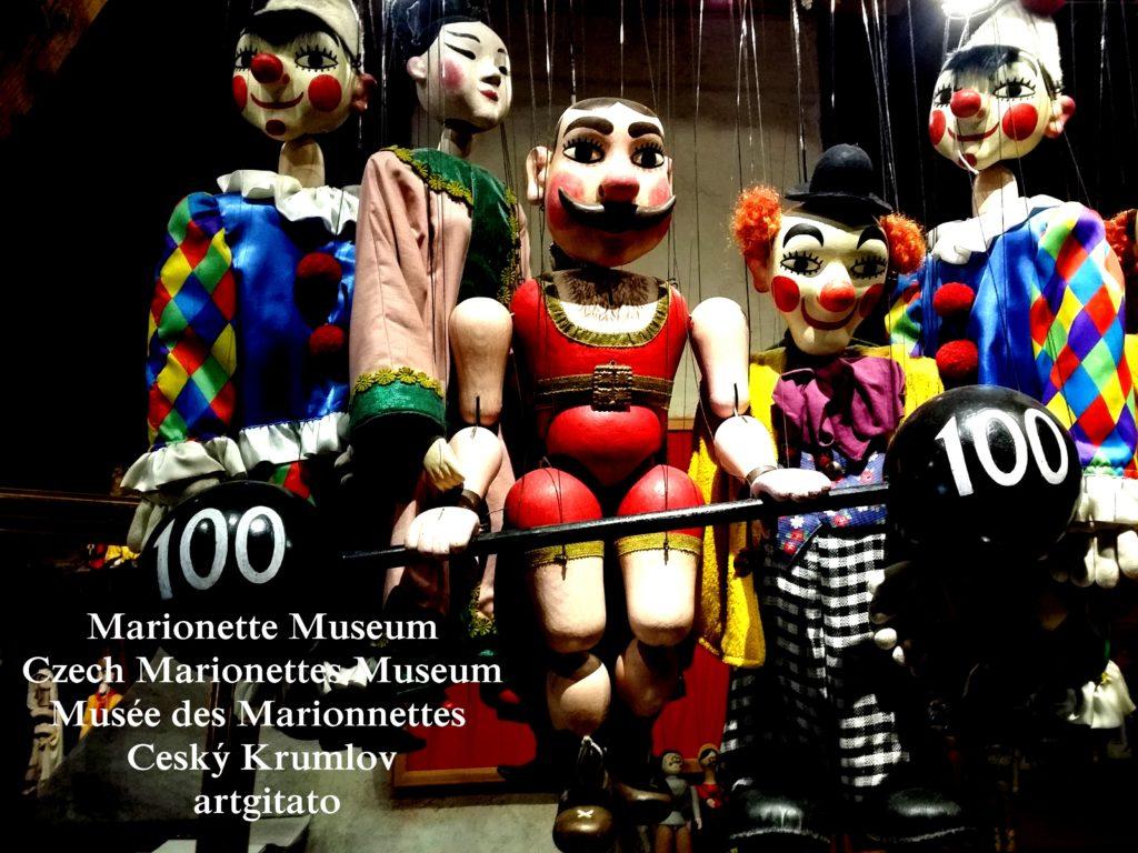 Marionette Museum Czech Marionettes Museum Musée des Marionnettes Cesky Krumlov artgitato (165)