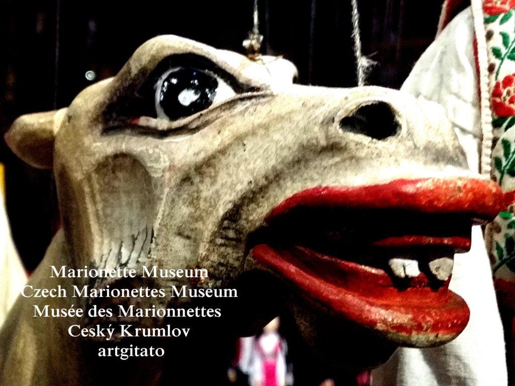 Marionette Museum Czech Marionettes Museum Musée des Marionnettes Cesky Krumlov artgitato (176)