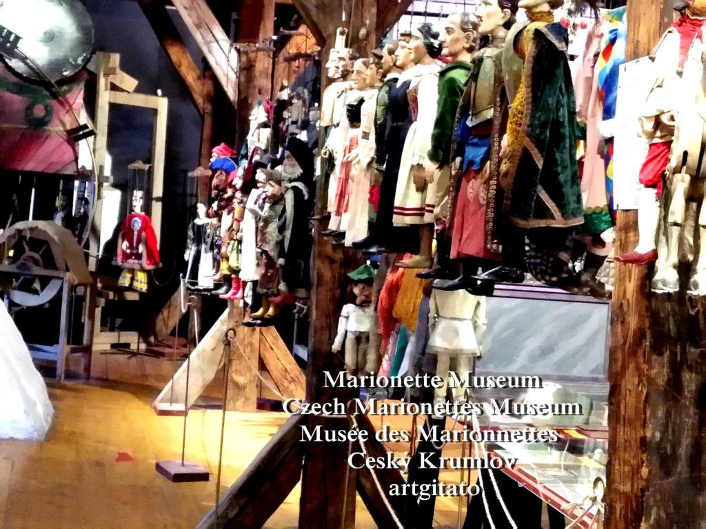 Marionette Museum Czech Marionettes Museum Musée des Marionnettes Cesky Krumlov artgitato (178)