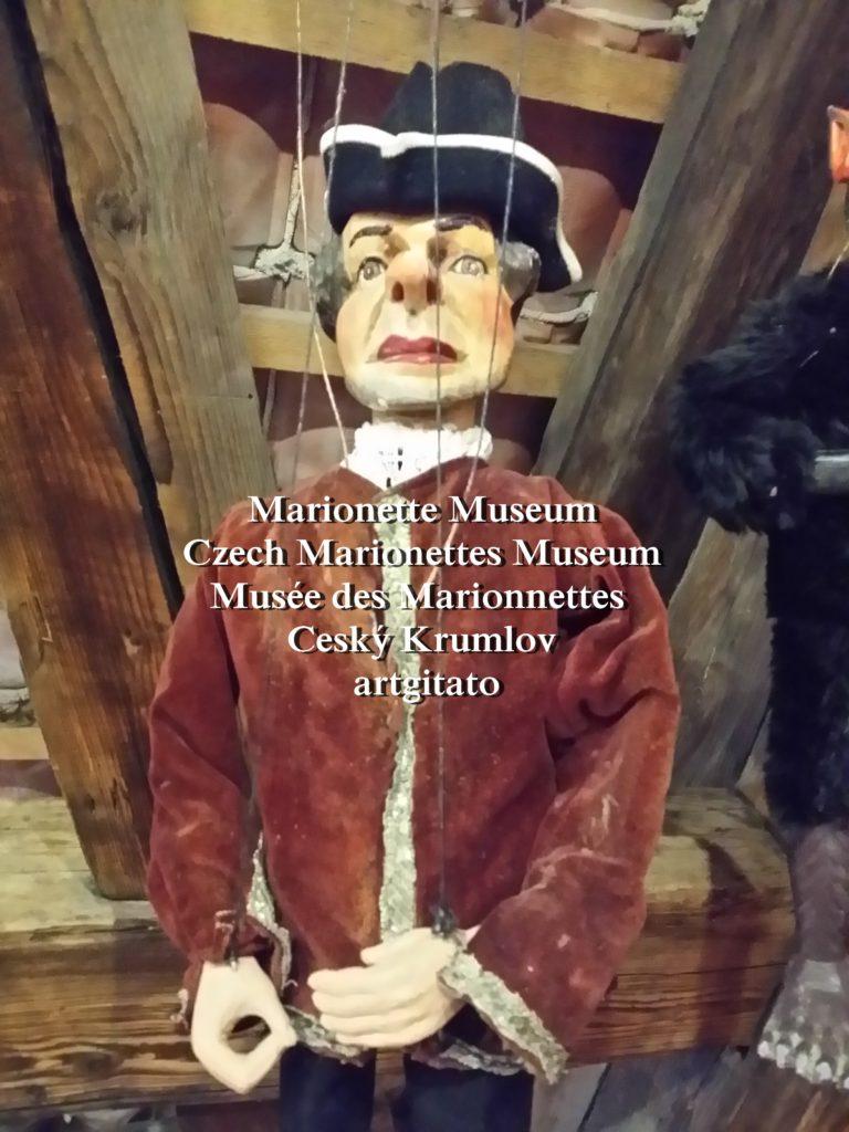 Marionette Museum Czech Marionettes Museum Musée des Marionnettes Cesky Krumlov artgitato (18)
