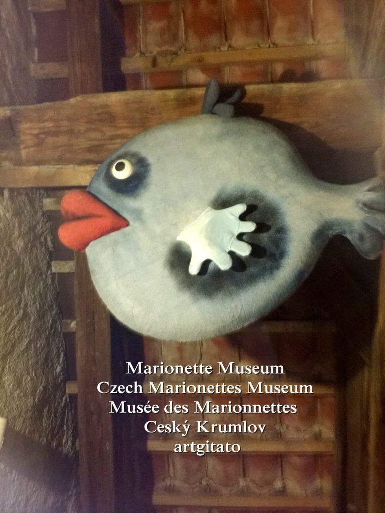 Marionette Museum Czech Marionettes Museum Musée des Marionnettes Cesky Krumlov artgitato (180)