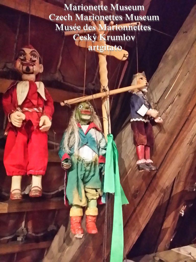 Marionette Museum Czech Marionettes Museum Musée des Marionnettes Cesky Krumlov artgitato (20)