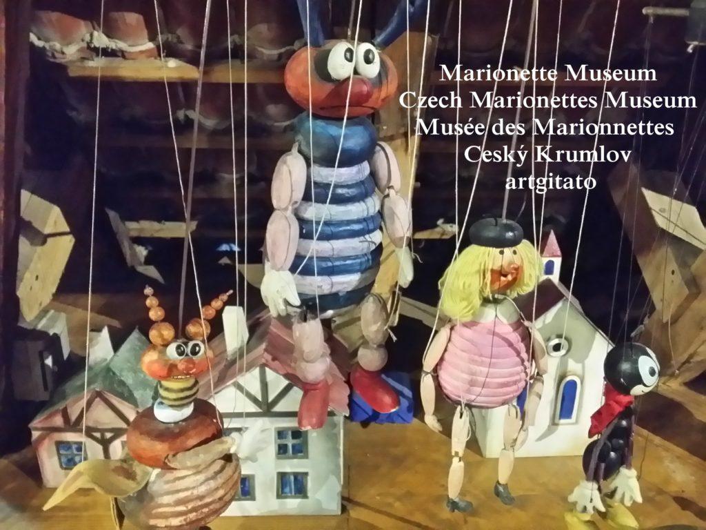 Marionette Museum Czech Marionettes Museum Musée des Marionnettes Cesky Krumlov artgitato (21)