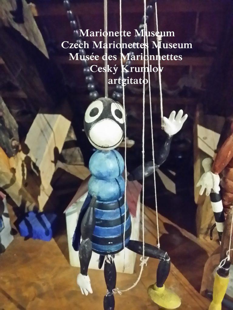 Marionette Museum Czech Marionettes Museum Musée des Marionnettes Cesky Krumlov artgitato (24)