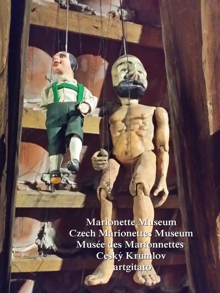 Marionette Museum Czech Marionettes Museum Musée des Marionnettes Cesky Krumlov artgitato (25)