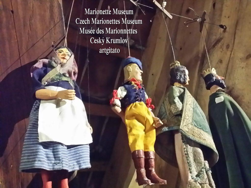 Marionette Museum Czech Marionettes Museum Musée des Marionnettes Cesky Krumlov artgitato (26)