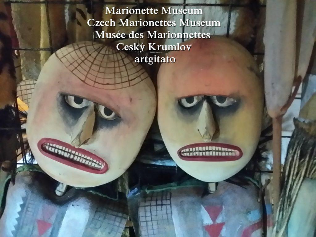 Marionette Museum Czech Marionettes Museum Musée des Marionnettes Cesky Krumlov artgitato (28)