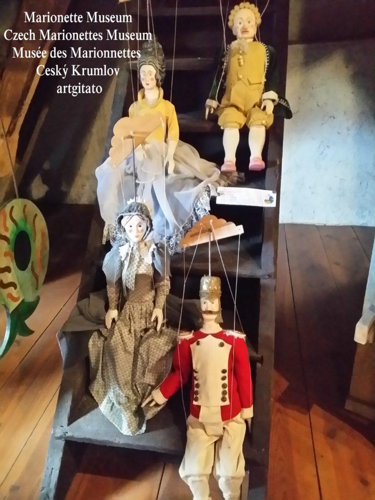 Marionette Museum Czech Marionettes Museum Musée des Marionnettes Cesky Krumlov artgitato (29)