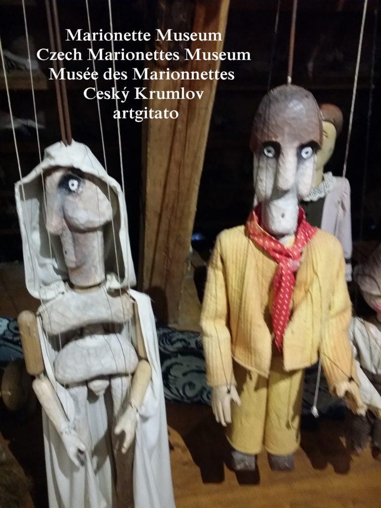 Marionette Museum Czech Marionettes Museum Musée des Marionnettes Cesky Krumlov artgitato (3)