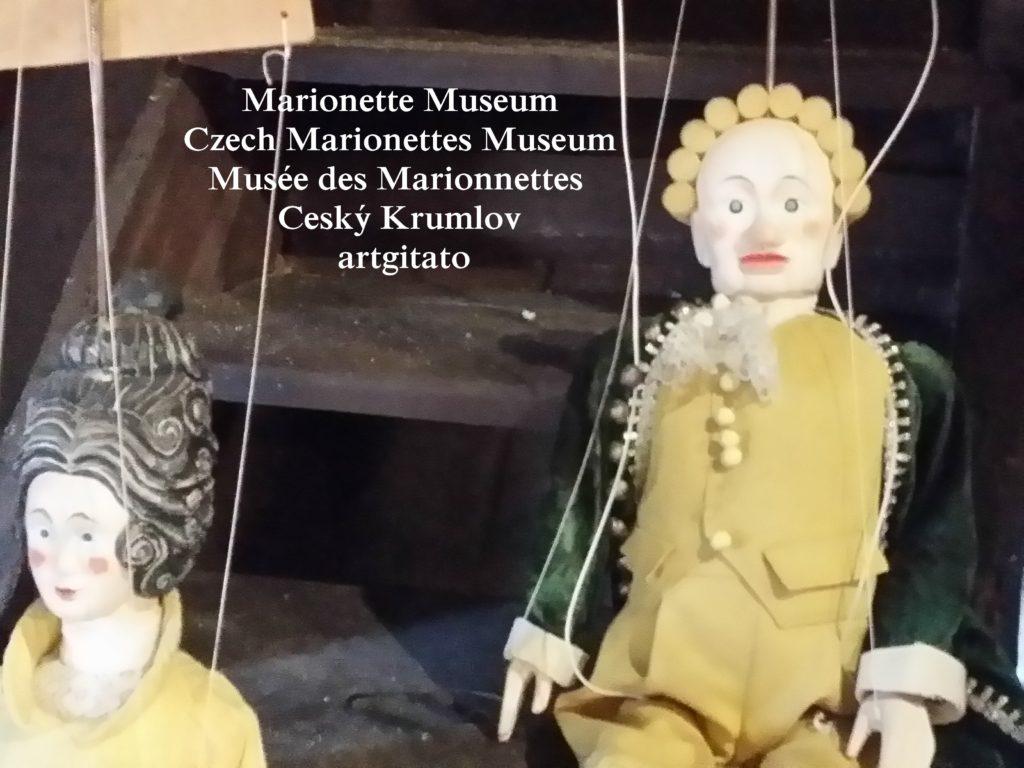 Marionette Museum Czech Marionettes Museum Musée des Marionnettes Cesky Krumlov artgitato (30)