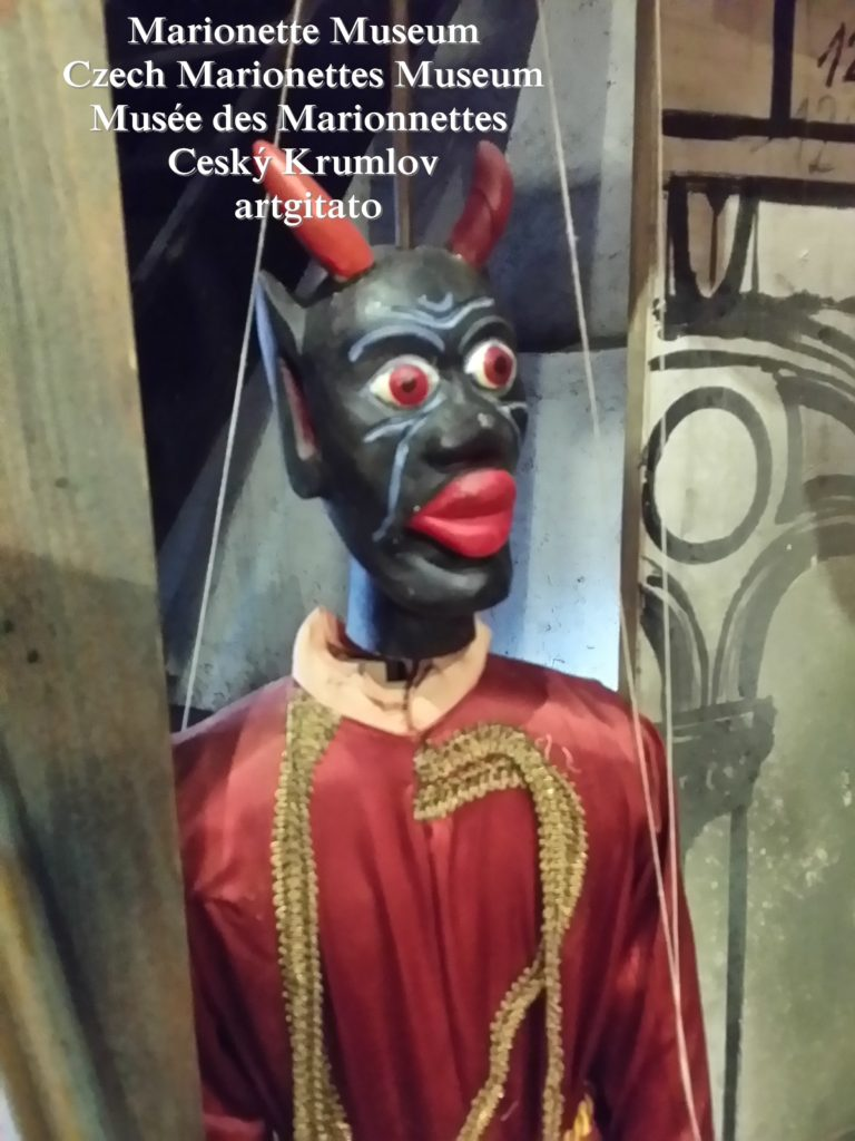 Marionette Museum Czech Marionettes Museum Musée des Marionnettes Cesky Krumlov artgitato (32)
