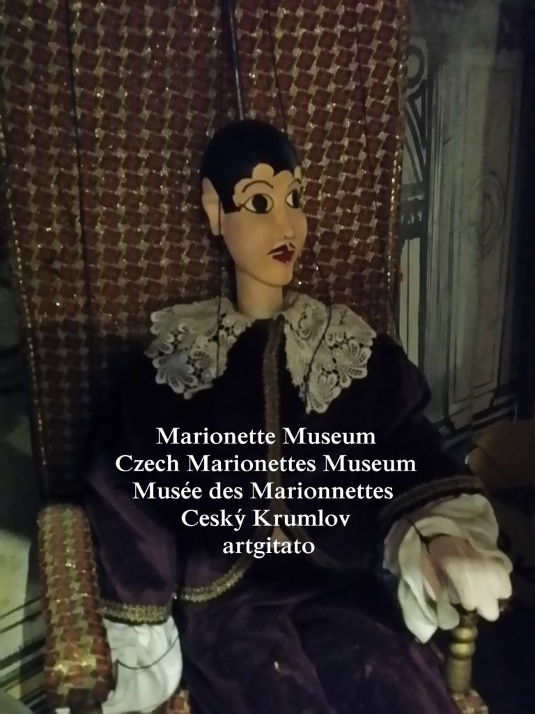 Marionette Museum Czech Marionettes Museum Musée des Marionnettes Cesky Krumlov artgitato (33)