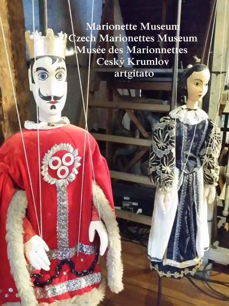 Marionette Museum Czech Marionettes Museum Musée des Marionnettes Cesky Krumlov artgitato (35)