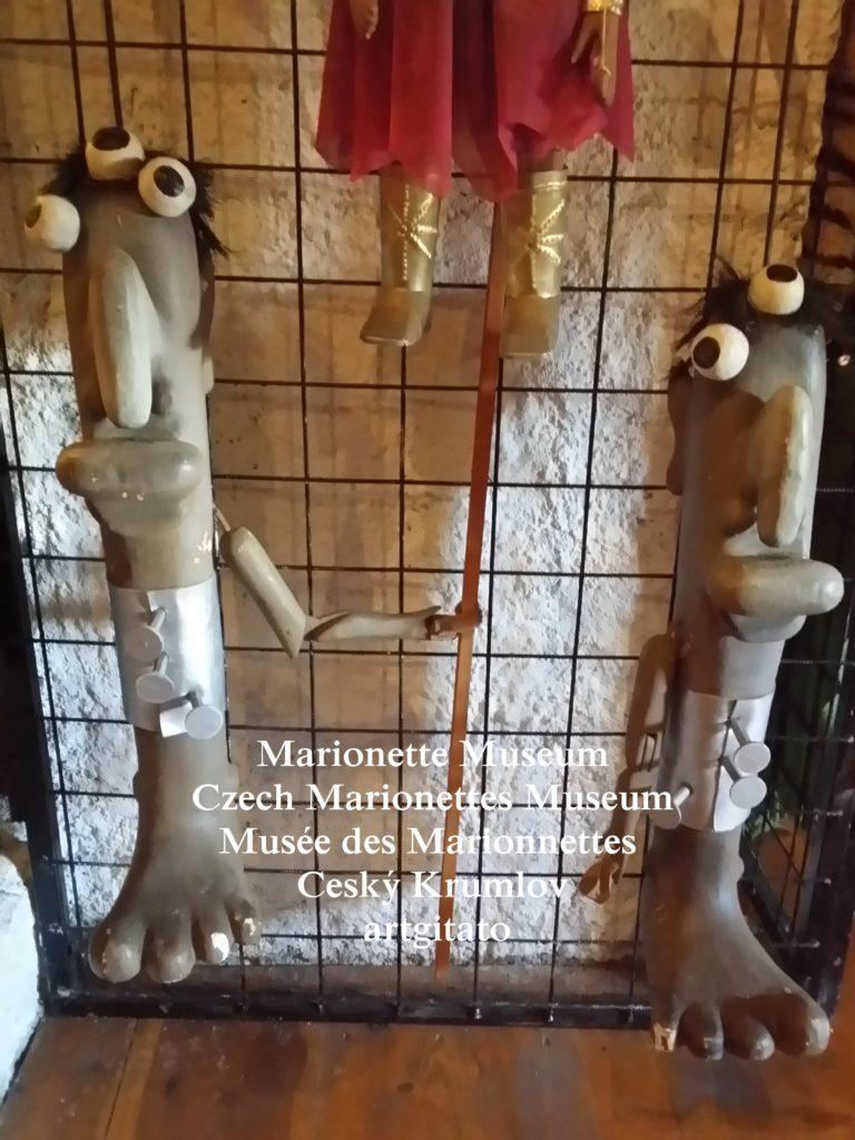 Marionette Museum Czech Marionettes Museum Musée des Marionnettes Cesky Krumlov artgitato (37)